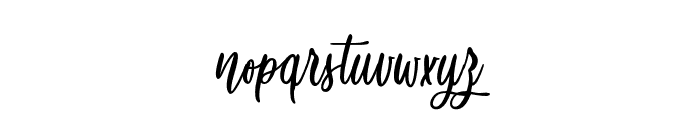 Rainbow Dreams - Personal Use Font LOWERCASE