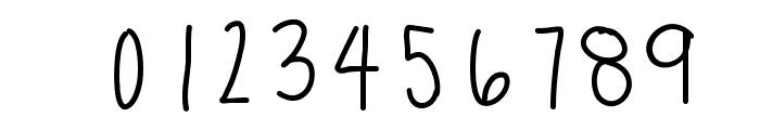 RainbowDashhh Font OTHER CHARS