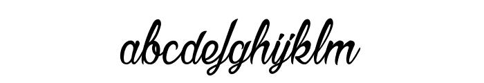 Raisin des Sables Font LOWERCASE