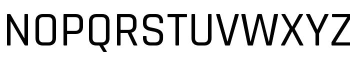 Rajdhani Medium Font UPPERCASE