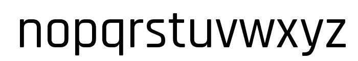 Rajdhani Medium Font LOWERCASE