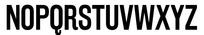 RakeslyRg-Regular Font UPPERCASE