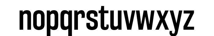 RakeslyRg-Regular Font LOWERCASE