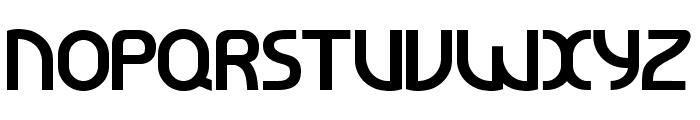 Ralev001 ExtraBold Font UPPERCASE