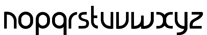 Ralev001 Font LOWERCASE