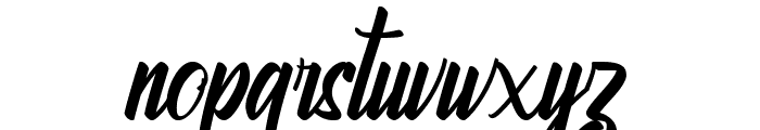 Ralliankara Personal Use Only Font LOWERCASE
