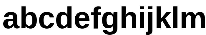 Ramabhadra Font LOWERCASE