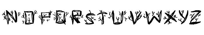Ramada1 Font LOWERCASE