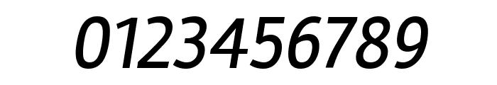 Rambla Italic Font OTHER CHARS