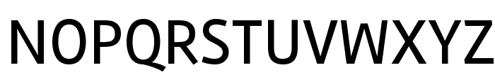 Rambla Font UPPERCASE