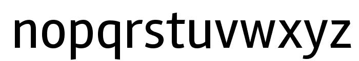 Rambla Font LOWERCASE