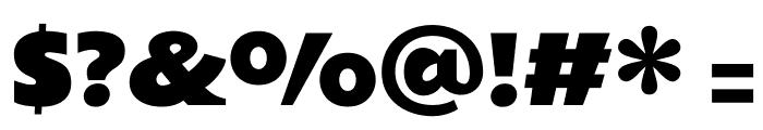 RammettoOne-Regular Font OTHER CHARS