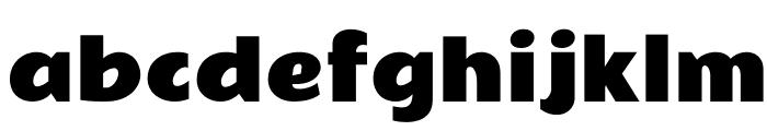 RammettoOne-Regular Font LOWERCASE