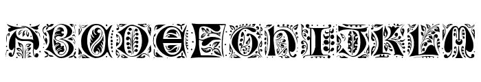 Ramo Caps Font UPPERCASE