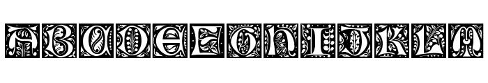 Ramo Caps Font LOWERCASE