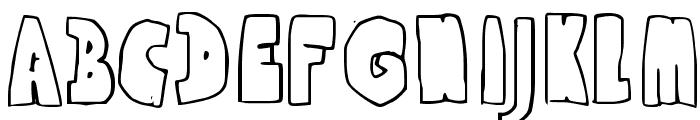 Ramon Bold Font UPPERCASE