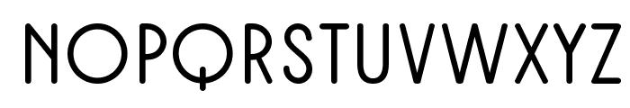 Rampung Font LOWERCASE