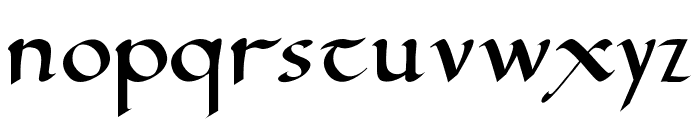 Ramsey SD Font UPPERCASE