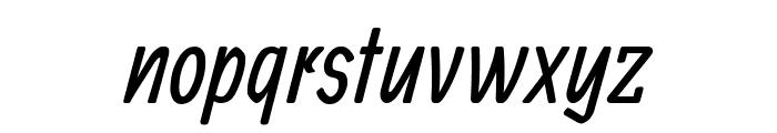 Ranga Regular Font LOWERCASE