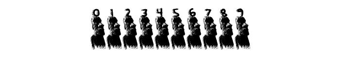 RapaNuiMoaiFont Font OTHER CHARS