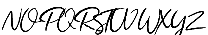 Rapha Talia Font UPPERCASE