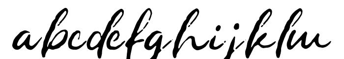 Rapha Talia Font LOWERCASE