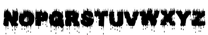 Raptor Kill Font UPPERCASE