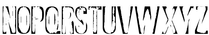 Rapture Regular Font UPPERCASE