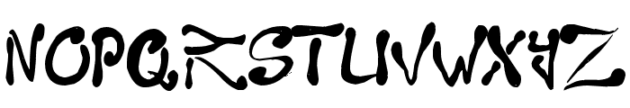 Raslani the Pharaoh Font UPPERCASE