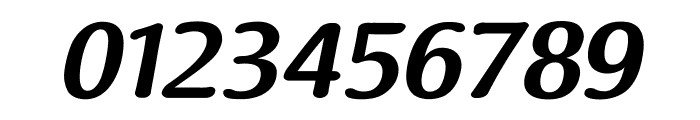 Raspoutine DemiBold Italic Font OTHER CHARS