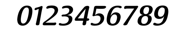 Raspoutine Medium Italic Font OTHER CHARS