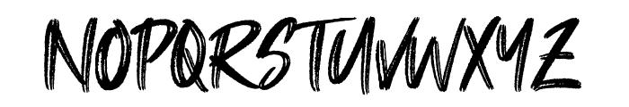 Rastazm Font UPPERCASE