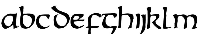 Ravenna Font LOWERCASE
