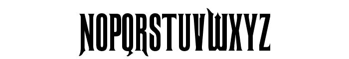 Ravenscroft Font UPPERCASE