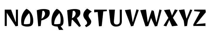 Ravi Prakash Font UPPERCASE