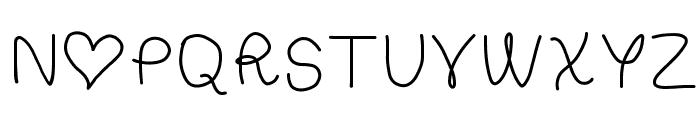 Ravioli Font UPPERCASE