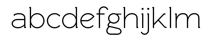 Rawengulk Regular Font LOWERCASE