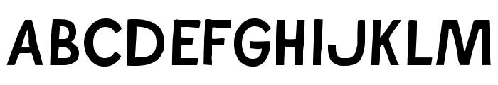 RayJohnson Font UPPERCASE
