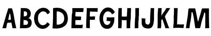 RayJohnson Font LOWERCASE