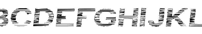 Rayada tfb Font LOWERCASE