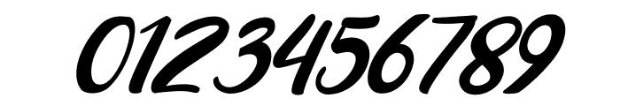 Razan Script Italic Font OTHER CHARS