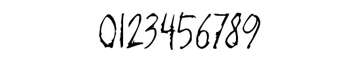 RazorKeen-Regular Font OTHER CHARS