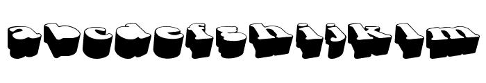 razzo Font LOWERCASE