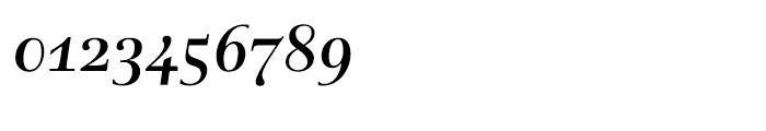 Rabenau Semibold Italic Font OTHER CHARS