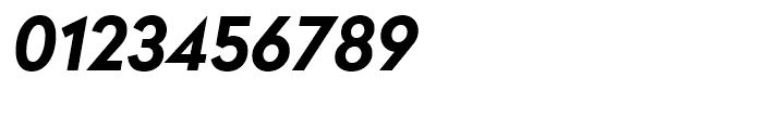Radikal Bold Italic Font OTHER CHARS