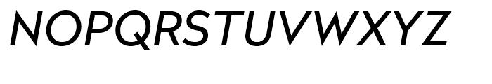 Radikal Italic Font UPPERCASE