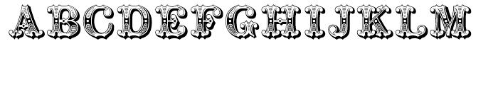 Railhead Regular Font UPPERCASE
