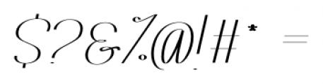 Rachele Ribbon Black Cd Font OTHER CHARS
