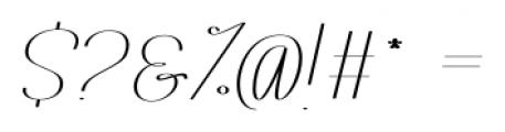 Rachele Ribbon Bold Cd Font OTHER CHARS