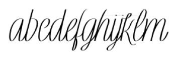 Rachele Ribbon Bold Cd Font LOWERCASE